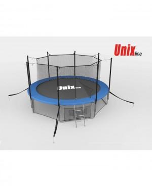 Батут Unix 10 ft inside (Blue)