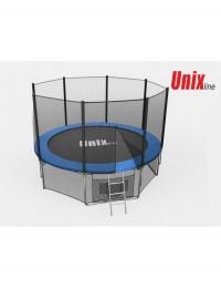 Батут Unix 6 ft outside (Blue)
