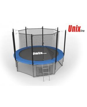 Батут Unix 8 ft inside (Blue)