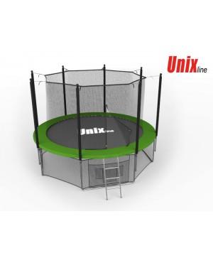 Батут Unix 8 ft inside (Green)