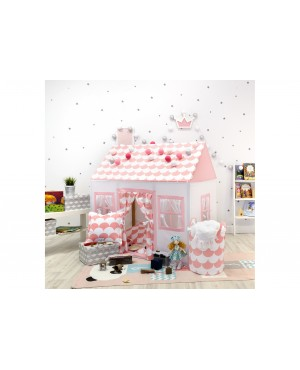 Домик Pink Tile